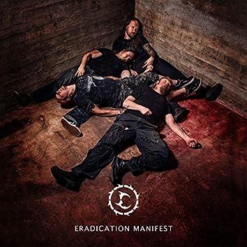 Eradication Manifest