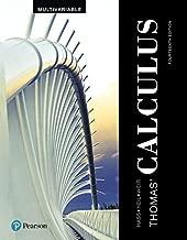 Thomas' Calculus, Multivariable (14th Edition)