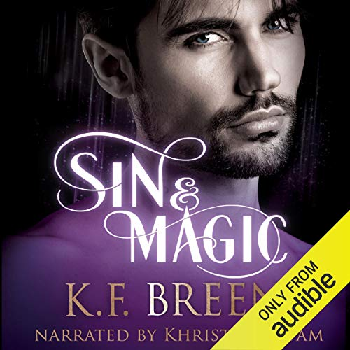 Sin & Magic audiobook cover art