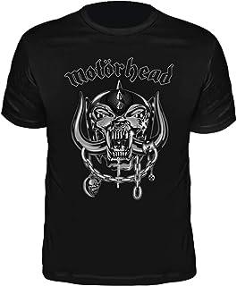 Camiseta Motorhead Logo Snaggletooth