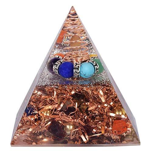 ZTTT Kristallkonverter Pyramidenharz