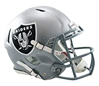 Riddell NFL Las Vegas Raiders Speed Authentic Football Helmet