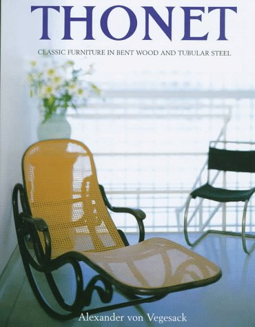 Price comparison product image Thonet: Classic Furniture in Bent Wood and Tubular Steel