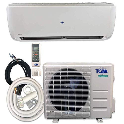 Ductless Mini Split 12,000 BTU Inverter 110V 16SEER- Cooling ONLY