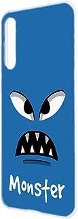 ケース ハードケース HUAWEI P20 Pro (HW-01K) [モンスター・ブルー] パロディ キャラクター ピートゥエンティプロ スマホケース 携帯カバー [FFANY] monster-h152@06