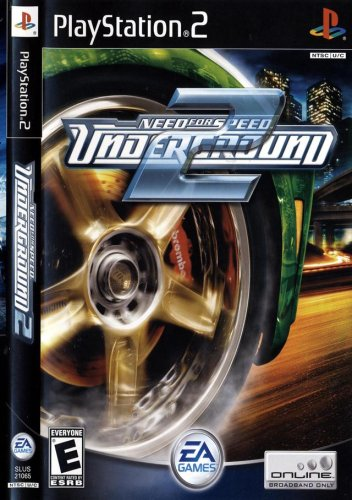 Need for Speed Underground 2 - PlayStation 2 by Electronic Arts