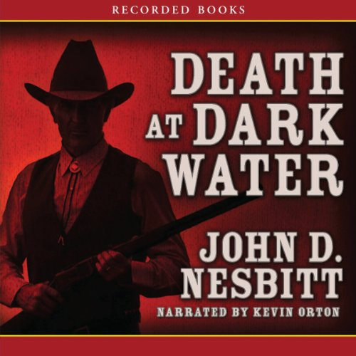 Death at Dark Water audiobook cover art