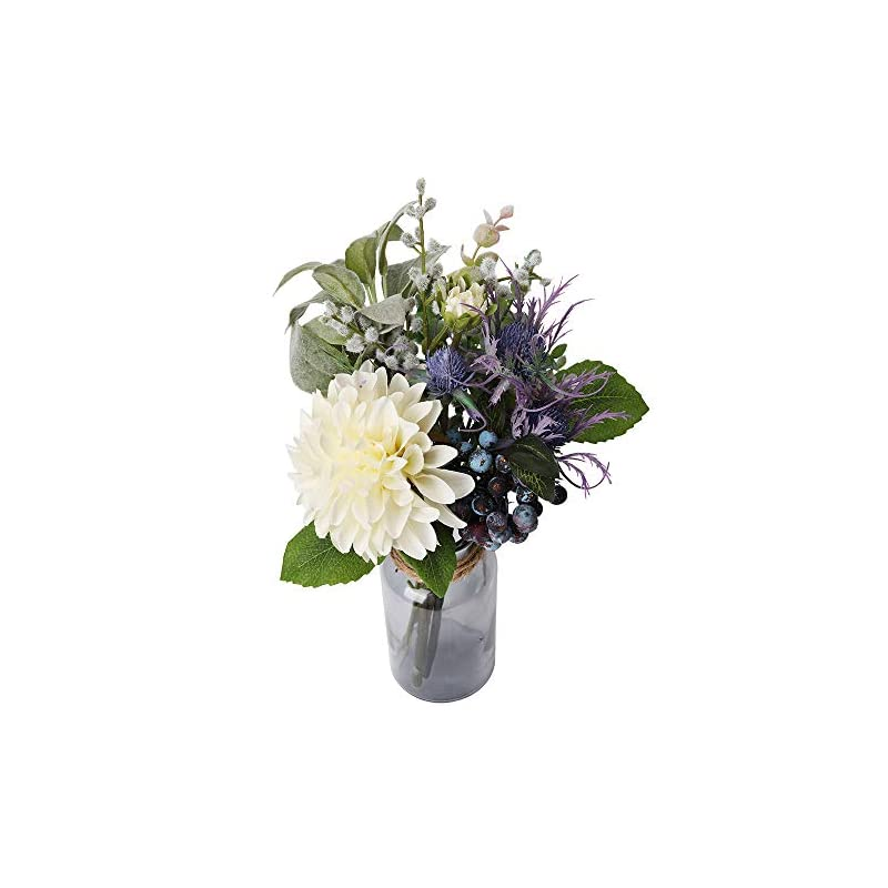 silk flower arrangements lameeeei artificial flowers with vase