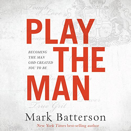 Play the Man audiobook cover art