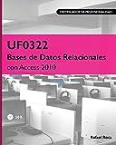 UF0322 Bases de Datos Relacionales con Access 2010