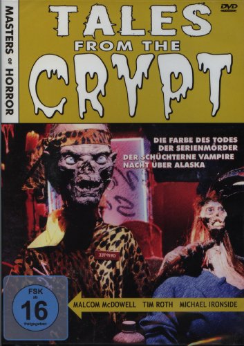 Geschichten aus der Gruft - Tales From The Crypt 4 - 4 Episoden