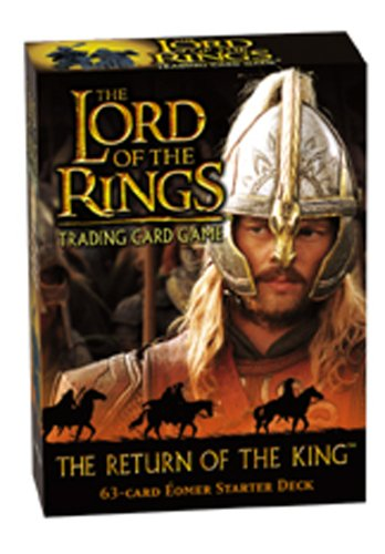 The Lord of the Rings - The Return of the King. Trading Card Game. 63 Card Eomer Starter Deck (englisch).