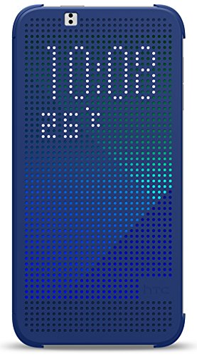 HTC Dot View Cover für HTC Desire 510 blau