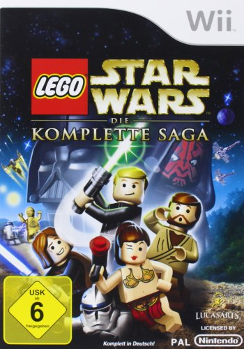 Lego Star Wars - Die komplette Saga [Software Pyramide] [Edizione: Germania]