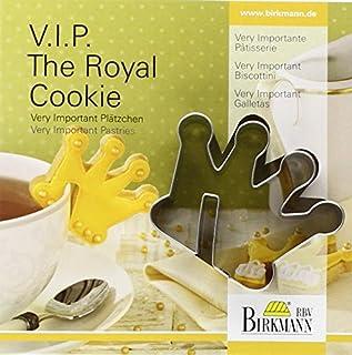 Plätzchenausstechform V.I.P. The Royal Cookie