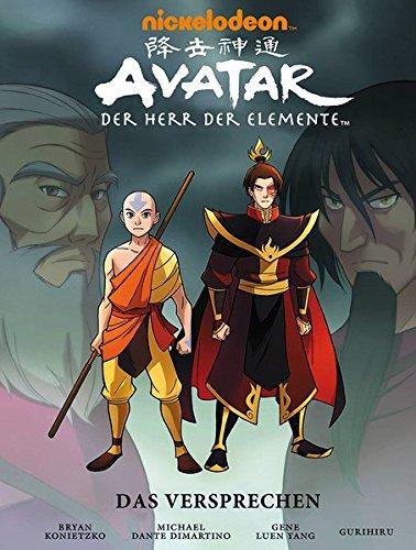 Avatar – Der Herr der Elemente: Premium 1: Das Versprechen (Comicband)