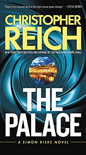 The Palace (Simon Riske Book 3)