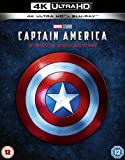 Captain America Trilogy [Blu-ray]