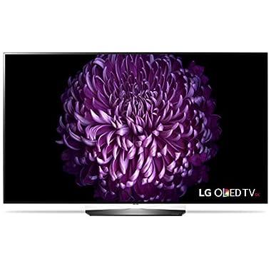 LG OLED65B7A B7A Series 65  OLED 4K HDR Smart TV (2017 Model)