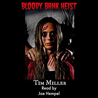 Bloody Bank Heist cover art