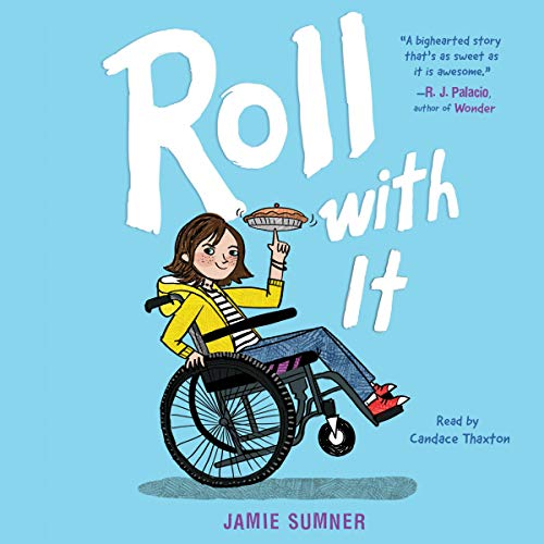 Roll with It Audiobook By Jamie Sumner cover art