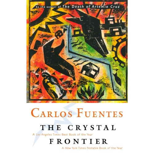 The Crystal Frontier audiobook cover art