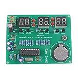 Youmile DIY Kit Modul 9V-12V AT89C2051 6 Digitale LED Elektronische Uhr Teile Komponenten