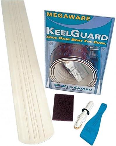 gift KEEL GUARD 6102-B KEELGUARD 6 FT Max 83% OFF BLK