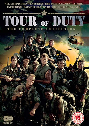 Tour of Duty - The Complete Collection [15 DVDs] [UK Import]