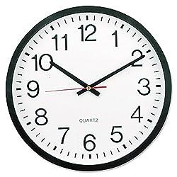 UNV10431 - Universal Round Wall Clock