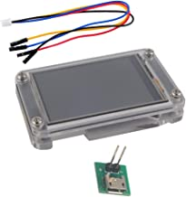 Nextion Enhanced 3.2 inch NX4024K032 HMI TFT LCD Touch Screen Display Module + Acrylic Clear Case for Arduino Raspberry Pi WIshioT