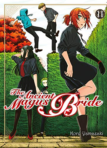 The Ancient Magus Bride Edition simple Tome 11