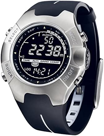 Suunto Observer SR Wrist-Top Computer Watch with Altimeter, Barometer, and Compass (