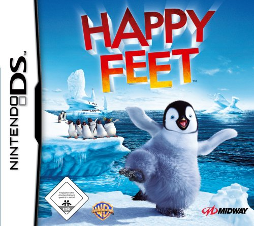 Midway Games HAPPY FEET