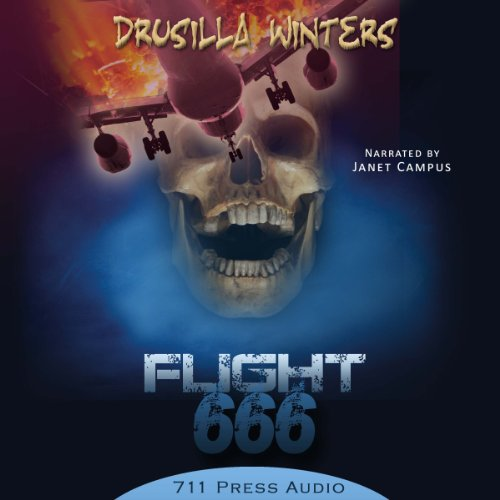 Flight 666 (Moment of Death Book 1) audiobook cover art