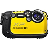 Fujifilm FinePix XP200 Blue 16MP Waterproof Digital Camera with 3-Inch LCD (Blue)