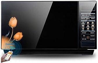 JINRU Microondas Eléctrica Aplicación Inteligente Control Remoto Pantalla Táctil Inteligente Lightwave Oven Horno De Microondas Doméstico 23L 220V50hz,B