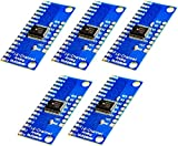 TECNOIOT 5pcs CD74HC4067 16-Channel Analog Digital Multiplexer Breakout Board Module...