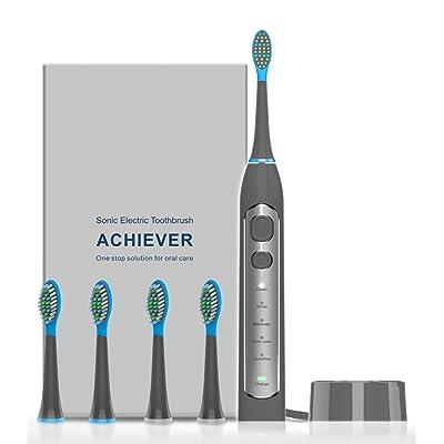 Electric Toothbrush, Sonic Electronic Whitening...
