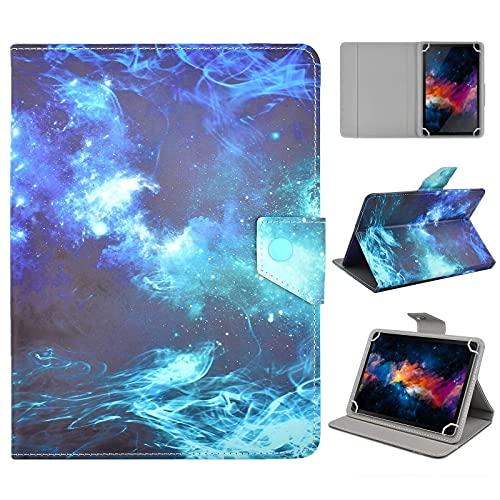KATUMO Universal Tablet Funda para Android 8 Pulgadas Libro Funda para Lenovo Tab 4, Vankyo S8, Haehne 8', Alcatel Tablet 3T 8', Mediapad T3 8', TECLAST P80 8'