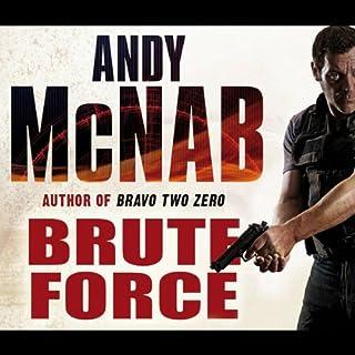 Brute Force audiobook cover art