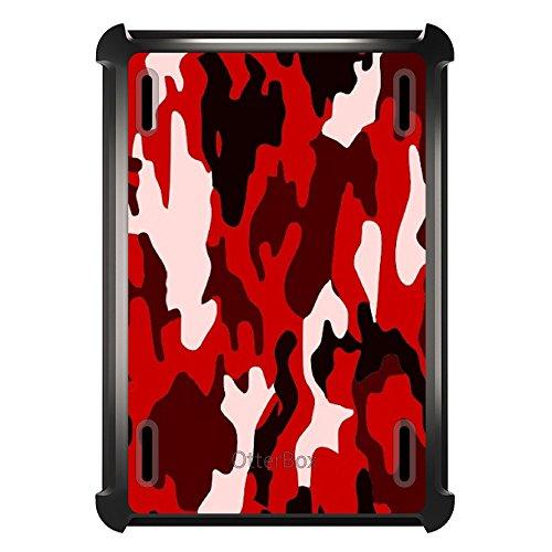 Fantastic Deal! DistinctInk Case for iPad Air 2 (2014 Model) - OtterBox Defender Custom Black Case w...
