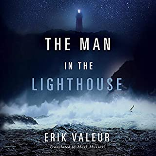 The Man in the Lighthouse cover art