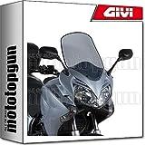 GIVI WINDSCHILD D311S KOMPATIBEL MIT HONDA XL 125 V VARADERO 2007 07 2008 08 2009 09 2010 10