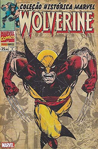 Coleção Histórica Marvel: Wolverine v. 4