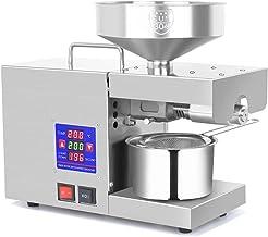 yongke LTP333 610W Inteligente de Aço Inoxidável Doméstico Cozinha Máquina de Prensa de Óleo Comercial com Display Digital...