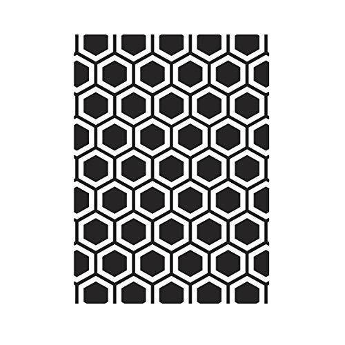 Darice 30032549 Cartella per Goffratura, Plastic, 10.8 x 14.6 x 0.11 cm