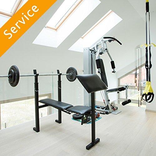 Home Gym Assembly Assembly