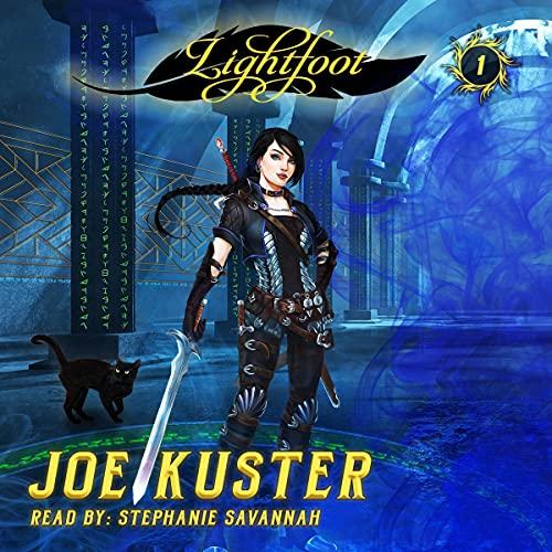 Lightfoot Audiobook By Joe Kuster cover art