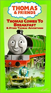 Thomas Comes to Breakfast [VHS]